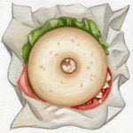 ドーナツとベーグル そっくりな形、魅惑の「穴」。両者の違いと関係は?