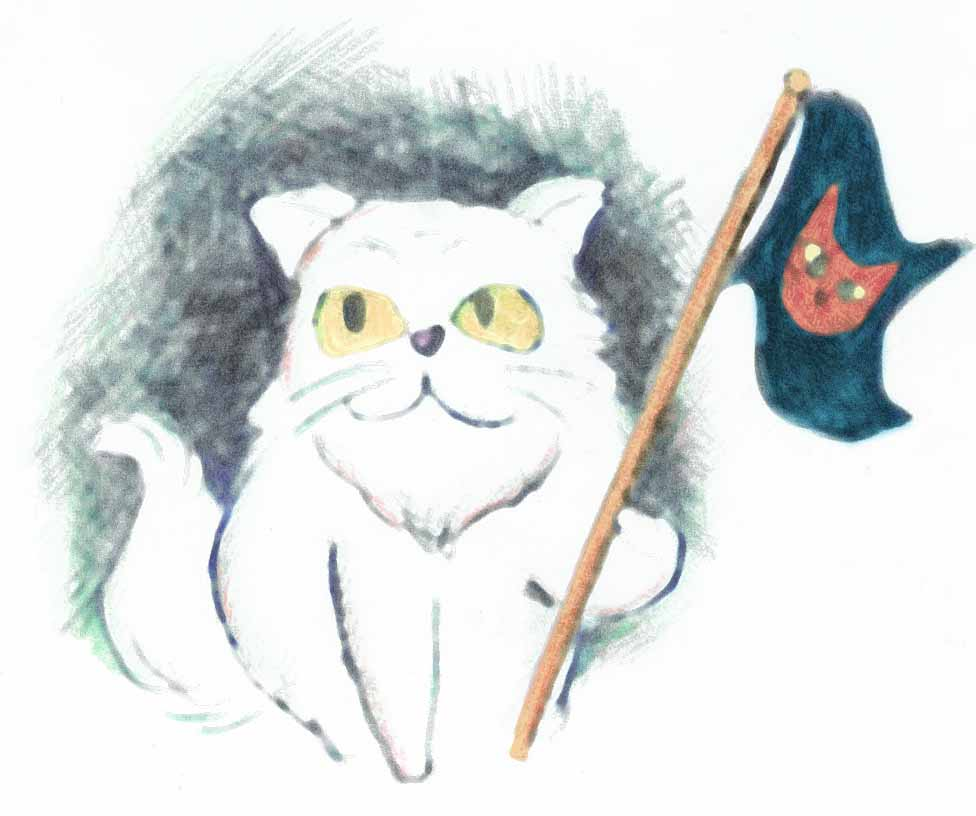 猫の王様 クレーン謙