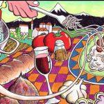 スパゲッティー君の大冒険(「スパゲッティのぼうけん」オリジナルバージョン)