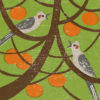 鳥の民泊(その1)by 芳納珪