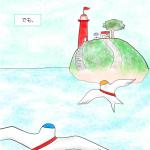 episode 9 「とある島より」