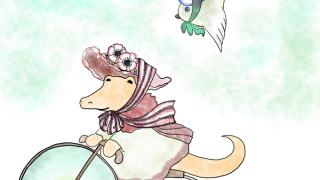 飛べる帽子