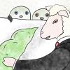 episode 24 メエサクさんと豆