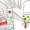 episode 25 誇り高き美食家たち