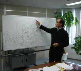 柳野隆生社長