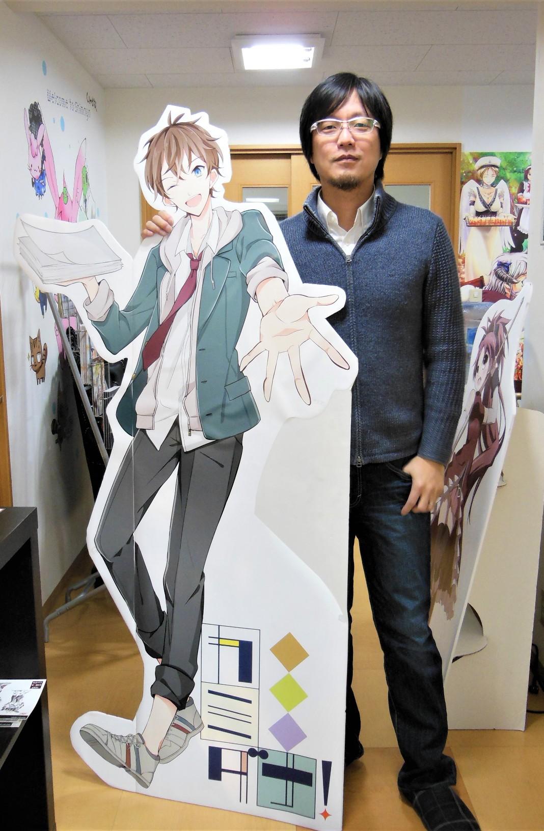 しまや出版小早川真樹社長