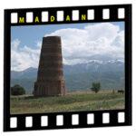 【 魔の塔 】(5)草原の孤独塔
