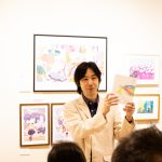 ホテル暴風雨2トークショー:佐野洋子さんの幻の名作を復刊する~『ぼくの鳥あげる』~