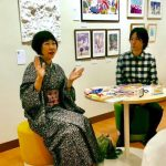 ホテル暴風雨展2トークショー:楽しい仏像入門 田中ひろみさん