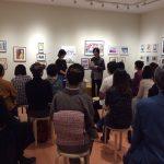 ホテル暴風雨展2トークショー:なぜ「ひとり出版社」なのか 西山雅子さん