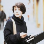 パリ映画散歩(2)「トリコロール青の愛」