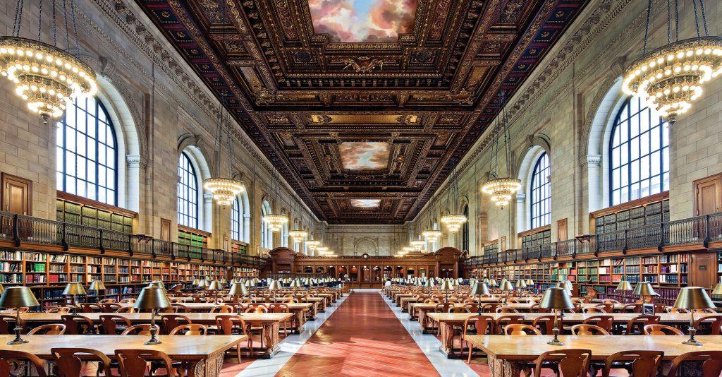 「ニューヨーク公共図書館 エクス・リブリス」監督:フレデリック・ワイズマン