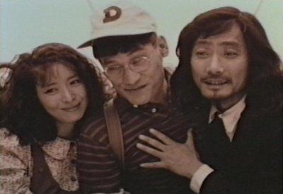 「神さまこんにちは」監督:ペ・チャンホ 出演:アン・ソンギ チョン・ムソン他