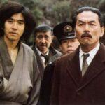 家で見た日本映画の旧作「悪魔の手毬唄」「竹山ひとり旅」