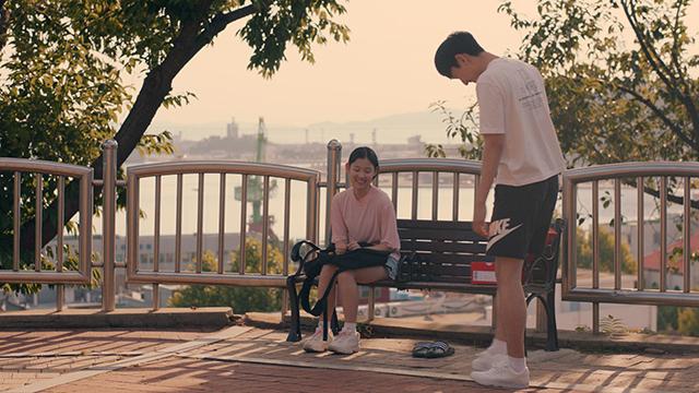 「夏時間」監督:ユン・ダンビ 出演:チェ・ジョンウン ヤン・フンジュ他