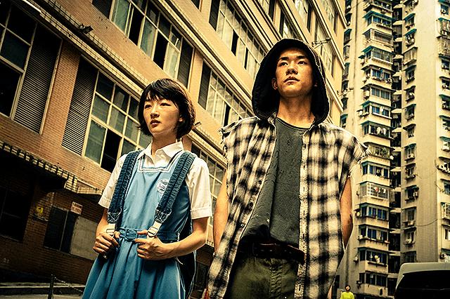 「少年の君」監督:デレク・ツァン 出演:チョウ・ドンユィ イー・ヤンチェンシー他