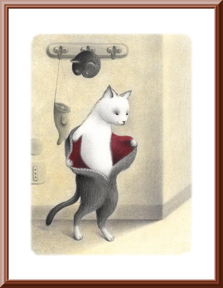 「ただいま・猫」©渡邊智子