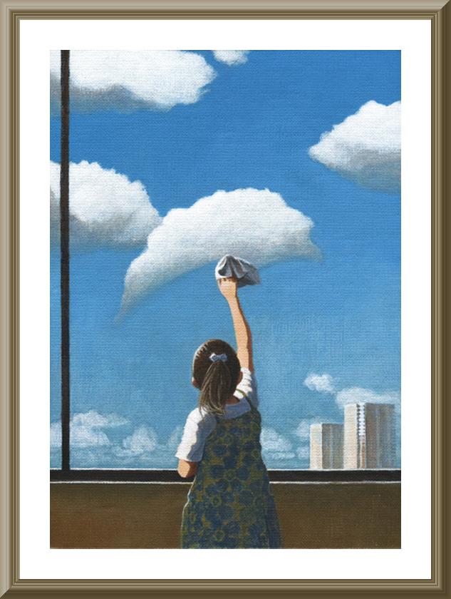 「窓越しの風景2」©成瀬修