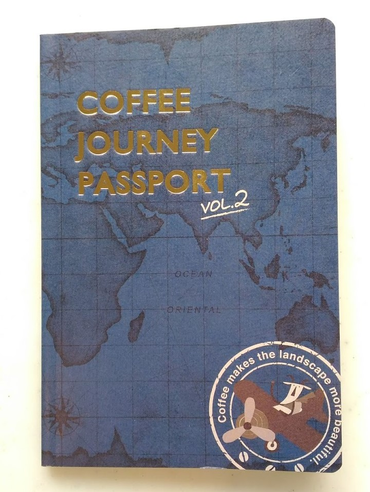 コーヒーパスポート vol.2 2019年10月