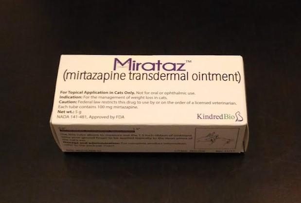 ミラタズ軟膏 Mirataz