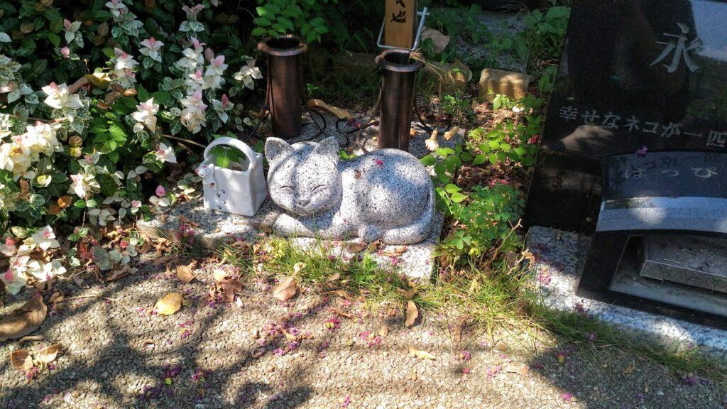 観蔵院ペット霊園ニルバーナで