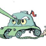 強い戦車のお話