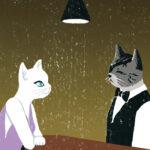 <赤ワシ探偵シリーズ番外編>山猫夜想曲◆第一話「ショウタイムの後で」