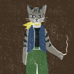 <赤ワシ探偵シリーズ番外編>山猫夜想曲◆第二話「月下の鯖猫」