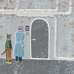 〈赤ワシ探偵シリーズ2〉ニフェ・アテス第七話「銀猫人」