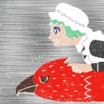 <赤ワシ探偵シリーズ3>ノルアモイ第十四話「夜間飛行」by 芳納珪